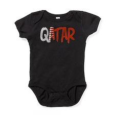 Qatar Baby Bodysuit