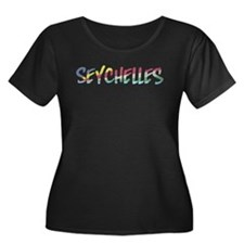 Seychelles Plus Size T-Shirt