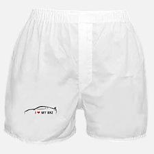 I Love My BRZ Boxer Shorts