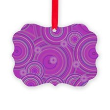 pink circles by designeffects Ornament