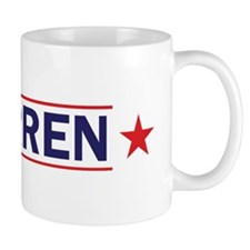 Elizabeth Warren for President Mug