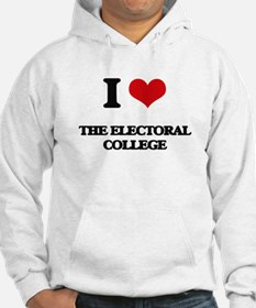 I love The Electoral College Hoodie