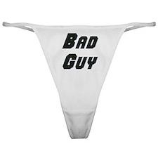 Bad Guy Classic Thong