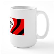 Love The Cook Block Mug