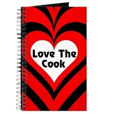 Love The Cook Block Journal