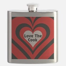 Love The Cook Block Flask