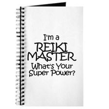 I'm a Reiki Master, What's Your Super Power? Journ