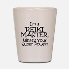 I'm a Reiki Master, What's Your Super Power? Shot