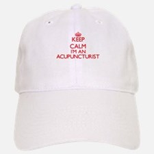 Keep calm I'm an Acupuncturist Baseball Baseball Cap