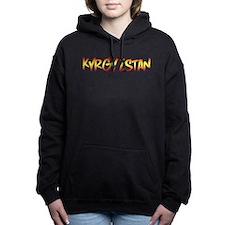 Kyrgyzstan Women's Hooded Sweatshirt