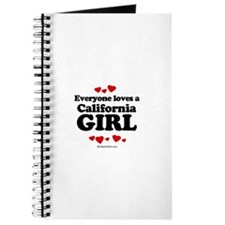 Everyone loves a California girl Journal