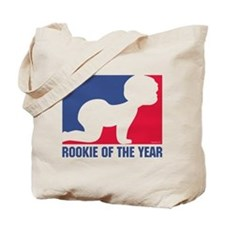 Rookie of the Year Tote Bag