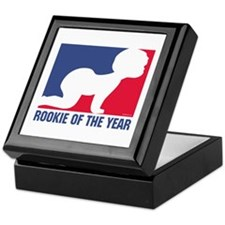 Rookie of the Year Keepsake Box