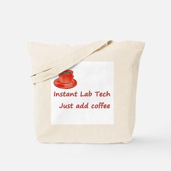 Instant Lab Tech Tote Bag