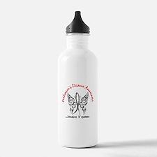 Parkinson's Butterfly Water Bottle