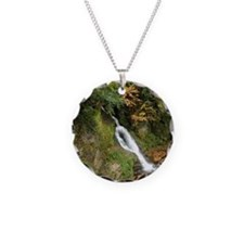Button Falls 2 Necklace