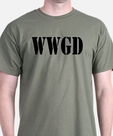 What Would Gunny Do T-Shirt