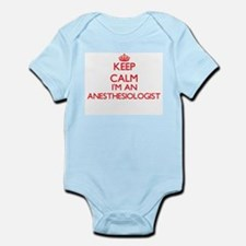 Keep calm I'm an Anesthesiologist Body Suit