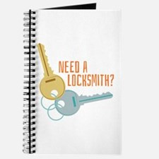 Need A Locksmith? Journal