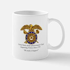 Quartermaster Logo Mug