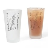 Appalachian trail Pint Glasses
