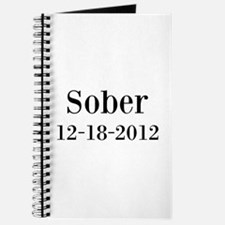 Personalizable Sober Journal
