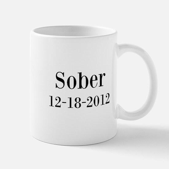 Personalizable Sober Mugs