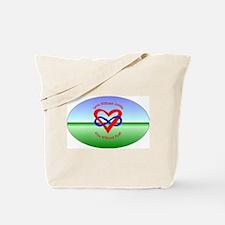 Poly Oval 01.jpg Tote Bag