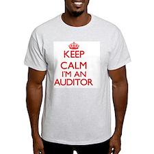 Keep calm I'm an Auditor T-Shirt
