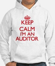 Keep calm I'm an Auditor Hoodie