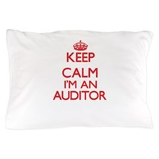 Keep calm I'm an Auditor Pillow Case