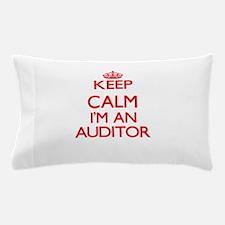 Keep calm I'm an Auditor Pillow Case
