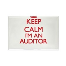 Keep calm I'm an Auditor Magnets