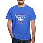 Everyone loves a curvy girl Dark T-Shirt