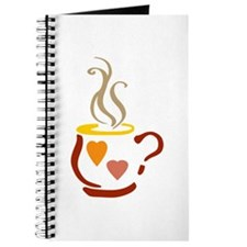 ABSTRACT COFFEE CUP Journal