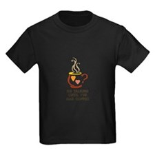 NO TALKING UNTIL COFFEE T-Shirt