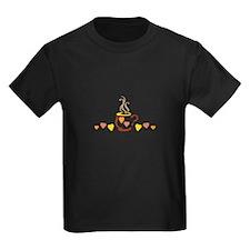 COFFEE BORDER T-Shirt