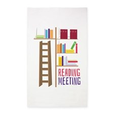 Library_Reading_Meeting Area Rug
