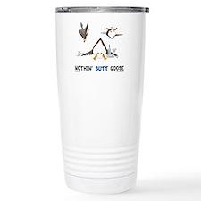 Cute Geese Travel Mug