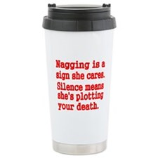 Cute Gag Travel Mug