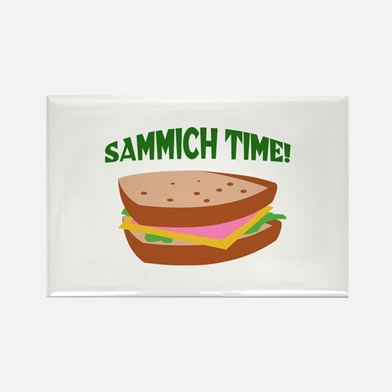 SAMMICH TIME Magnets