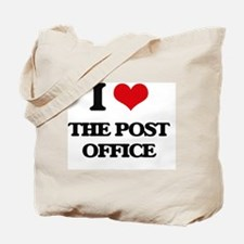 I Love The Post Office Tote Bag
