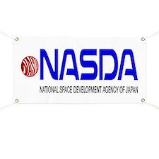 Long NASDA Logo Banner