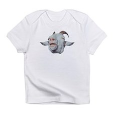 Happy Goat is Faded Infant T-Shirt