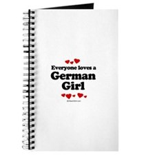 Everyone loves a German girl Journal