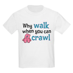 Why Walk T-Shirt