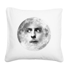 Moon Square Canvas Pillow