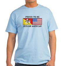 Sicilian American T-Shirt
