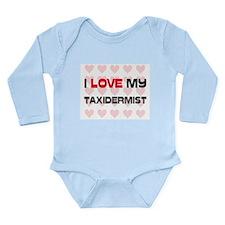 Cute T158 Long Sleeve Infant Bodysuit