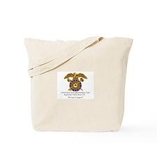 Quartermaster Corps Tote Bag